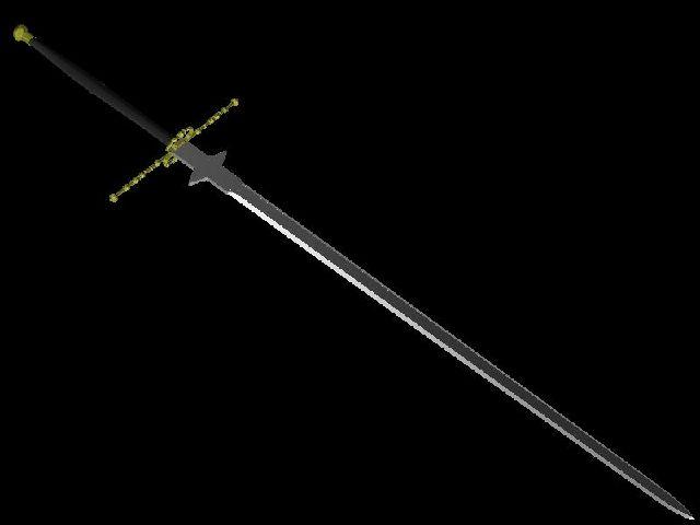 Zweihander Sword Zweihander